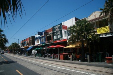 Barkly Apartments Melbourne Acland St Cafes and Restaurants in St Kilda