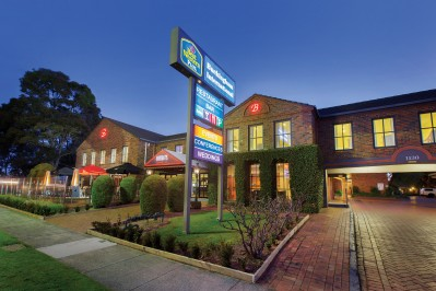 Best Western Plus Buckingham International