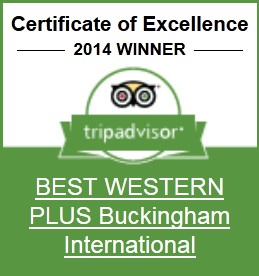 Best Western Plus Buckingham International melbourne