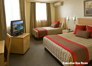 The Best Western Plus Travel Inn Hotel melbourne