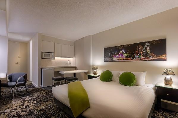 City Limits Hotel Apartments melbourne