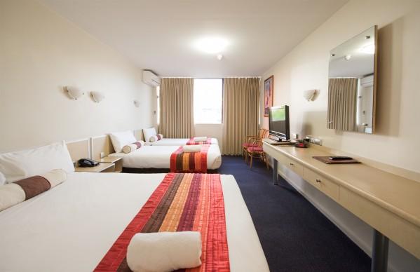 City Park Hotel Melbourne Melbourne
