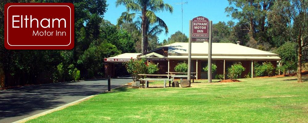 Eltham Motor Inn Melbourne