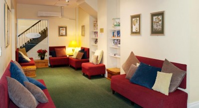 Hotel Claremont Guesthouse South Yarra melbourne