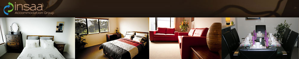 Insaa Serviced Apartments - Luxury Apartments @ Metro Village melbourne