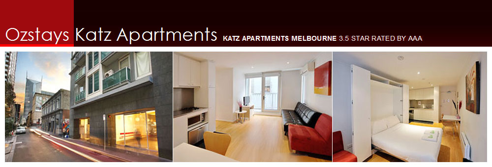 Katz Apartments Melbourne