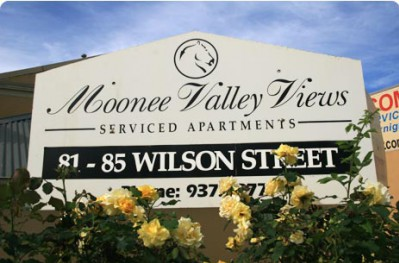 Moonee Valley Views Apartments Moonee Ponds Melbourne