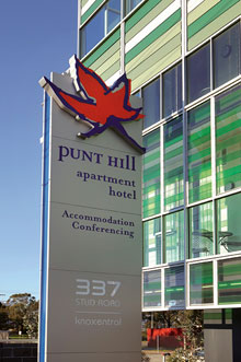 Punthill Knox Melbourne