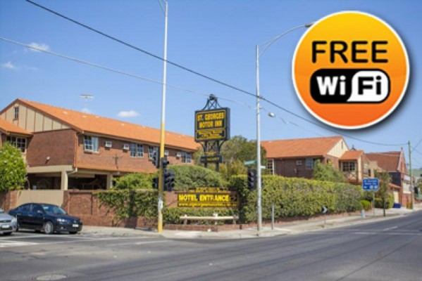 St Georges Motor Inn Thornbury St Georges Motor Inn Thornbury