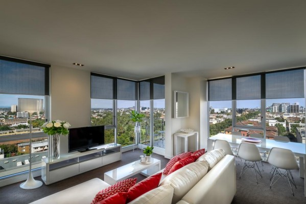 Tribeca Serviced Apartments melbourne