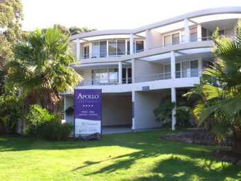 Apollo Luxury Holiday Apartments merimbula