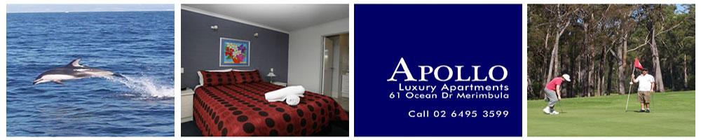 Apollo Luxury Holiday Apartments merimbula