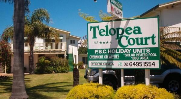 Telopea Court Holiday Units Merimbula merimbula