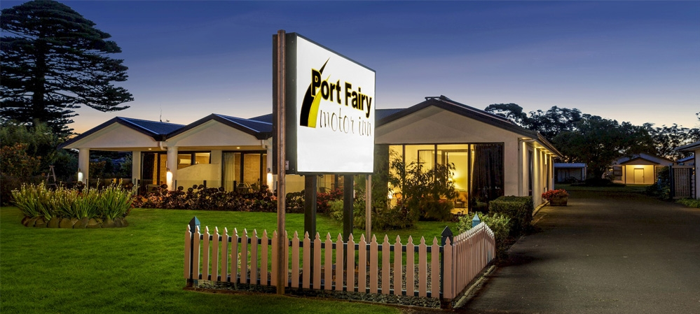 Port Fairy Motor Inn port fairy