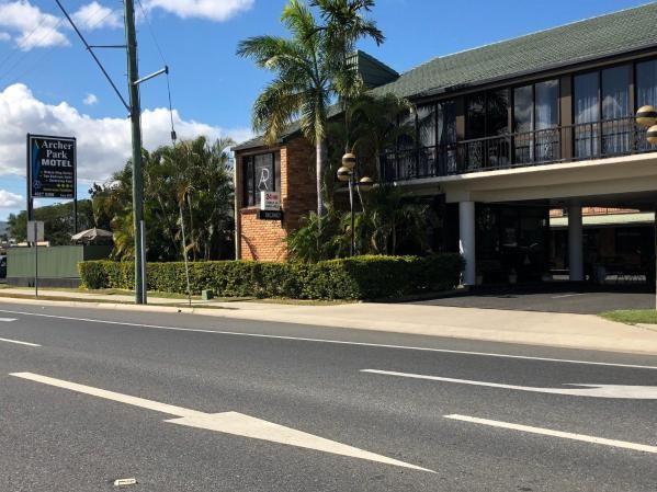 Archer Park Motel Rockhampton Street View