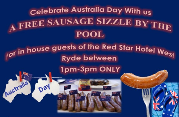 The Red Star Hotel West Ryde sydney