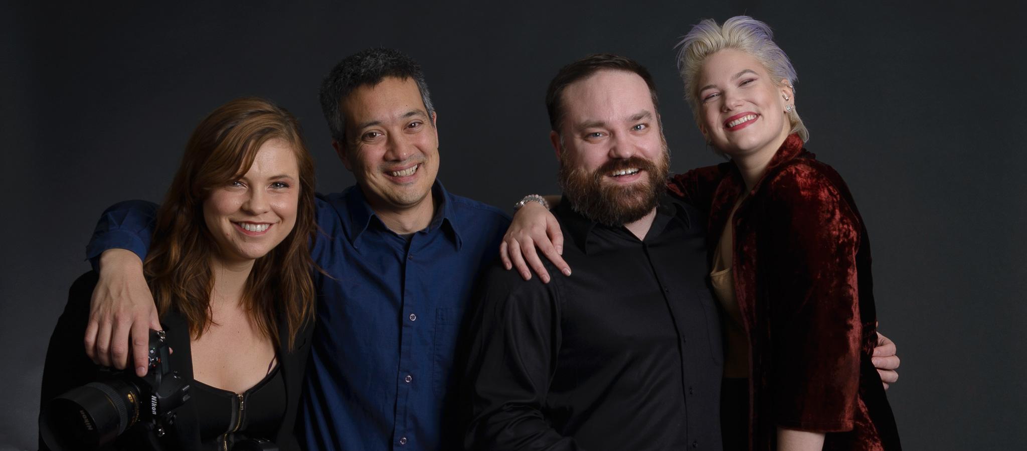 The Blackfish Collective Family Portfolio Header Image