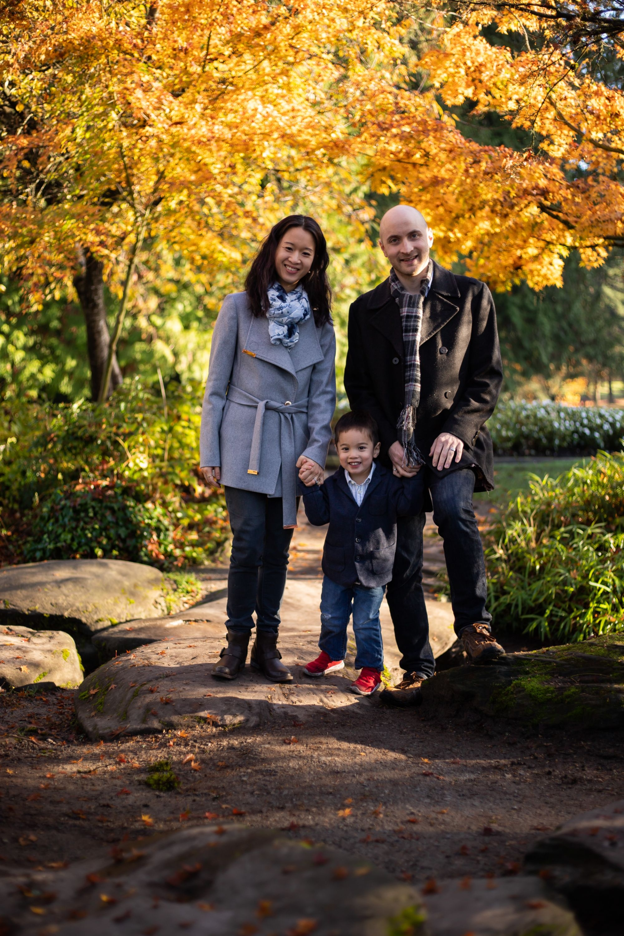 Hannah T. Photography's Central Park Family Mini Session Family Photography