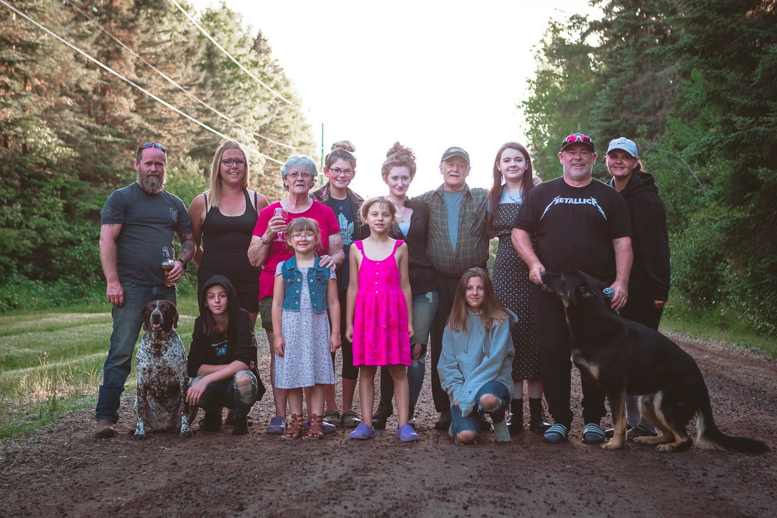 Ray Maichin Photography's FAMILY PACKAGE Family Photo Vancouver, BC, Canada
