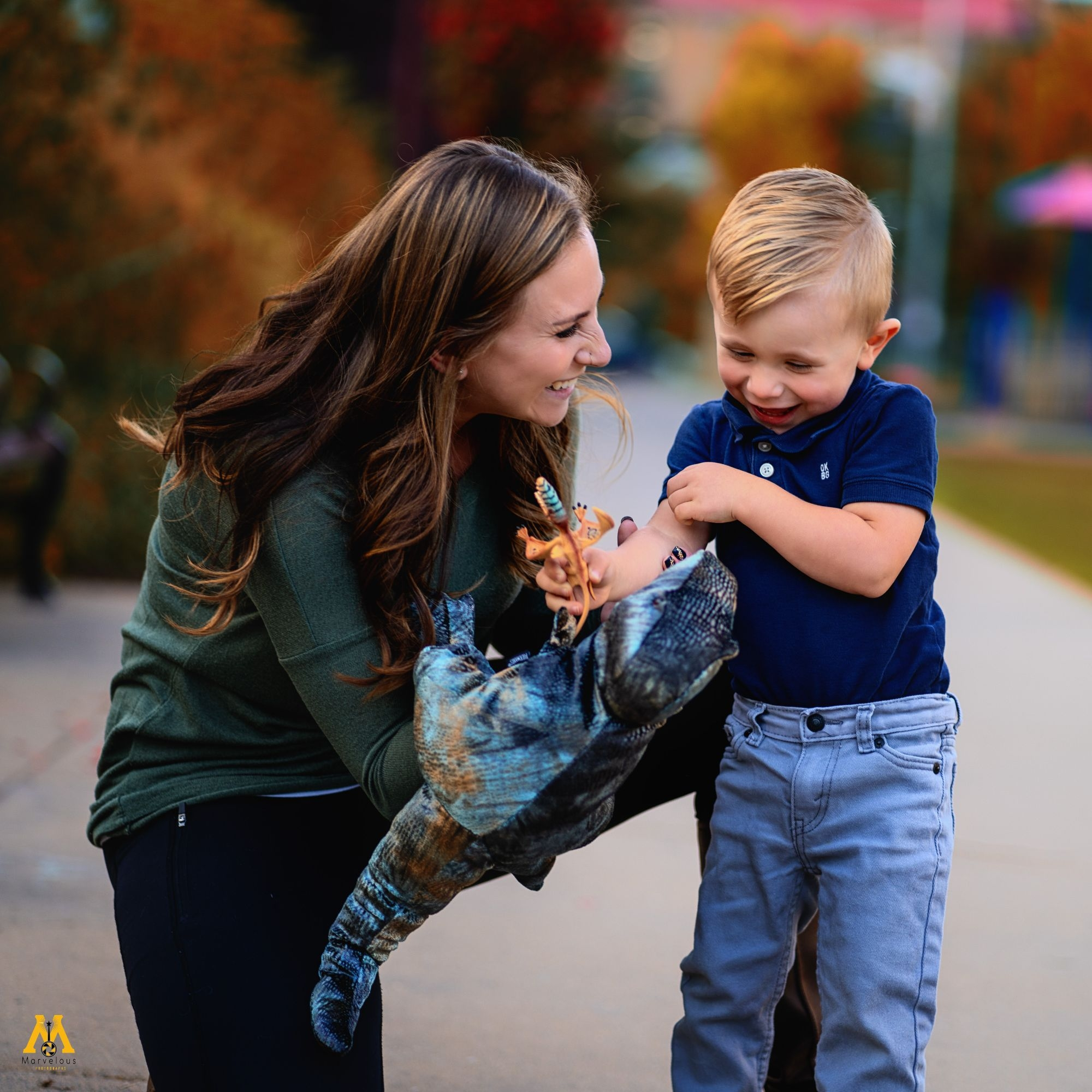 Marvelous Photographs Family Portfolio Header Image