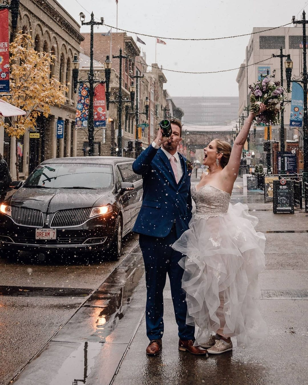 Taylor Oseen Photography's The Half Day Wedding/Elopement Package (5 Hours) Photo