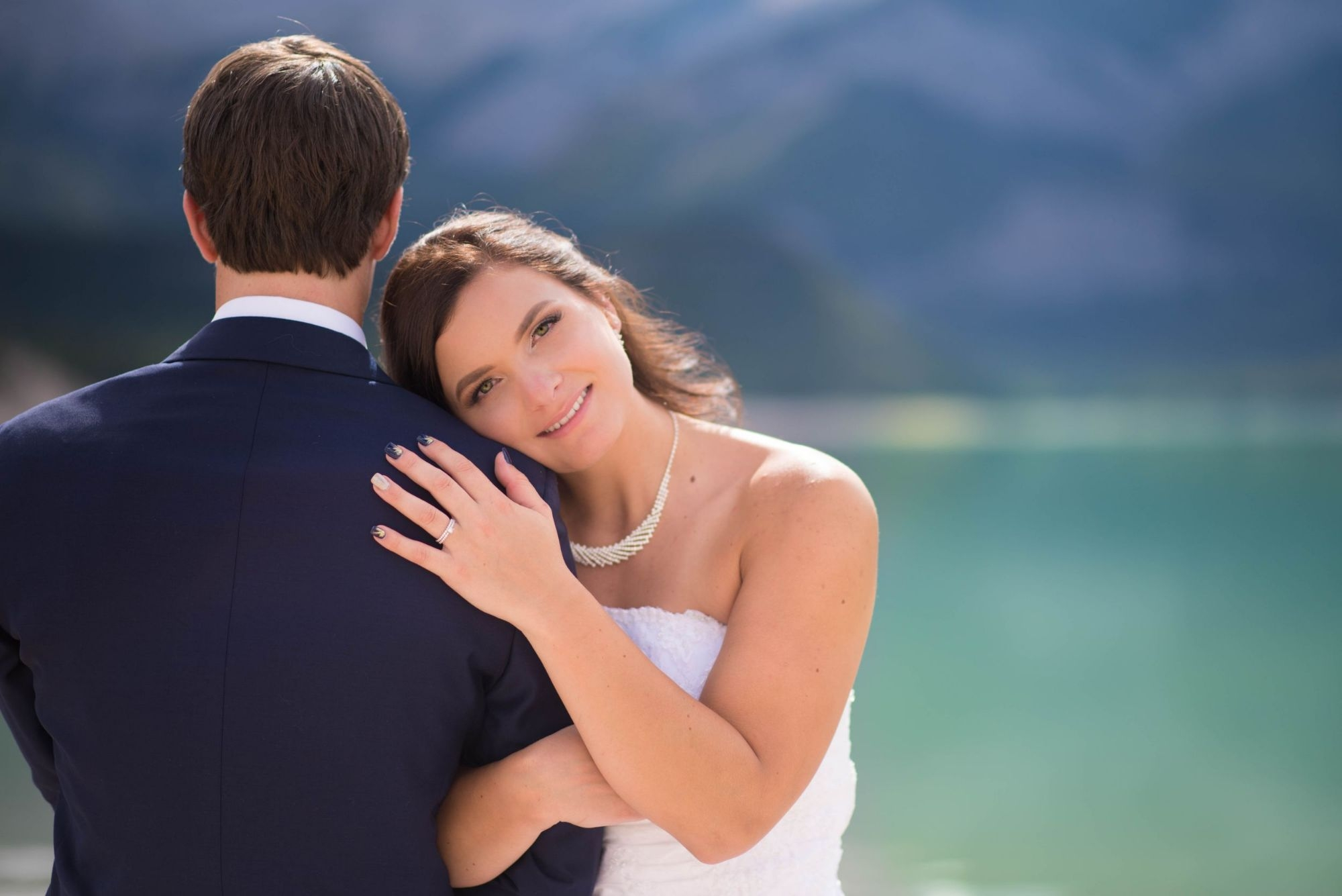 Nadine McKenney Photography's Classic Elopement Photography Photo