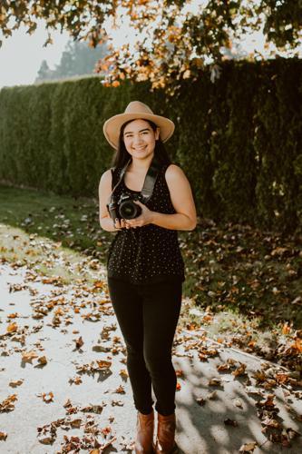 Melanie Chapman Photography Photography self-portrait