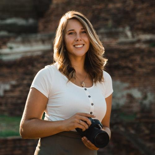 Carly Hill Photo Photography self-portrait