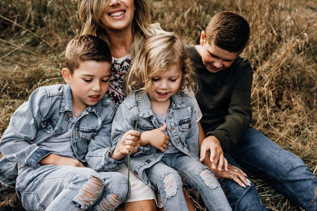 Kristen Borelli Photography's Family Session Family Photography