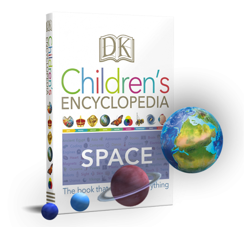DK Children's Encyclopedia: Space