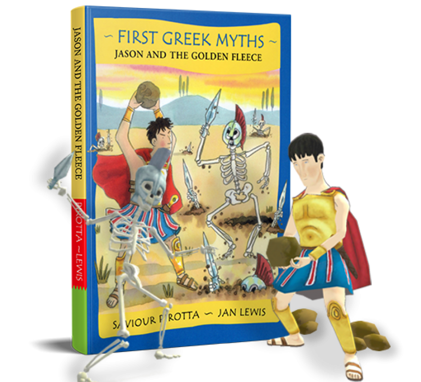 First Greek Myths: Jason and the Golden Fleece