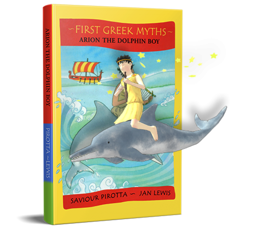First Greek Myths: Arion the Dolphin Boy