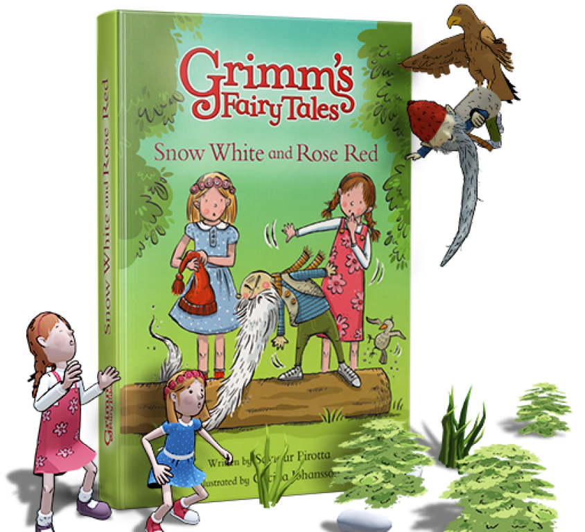 Grimm's Fairy Tales: Snow White and Rose Red