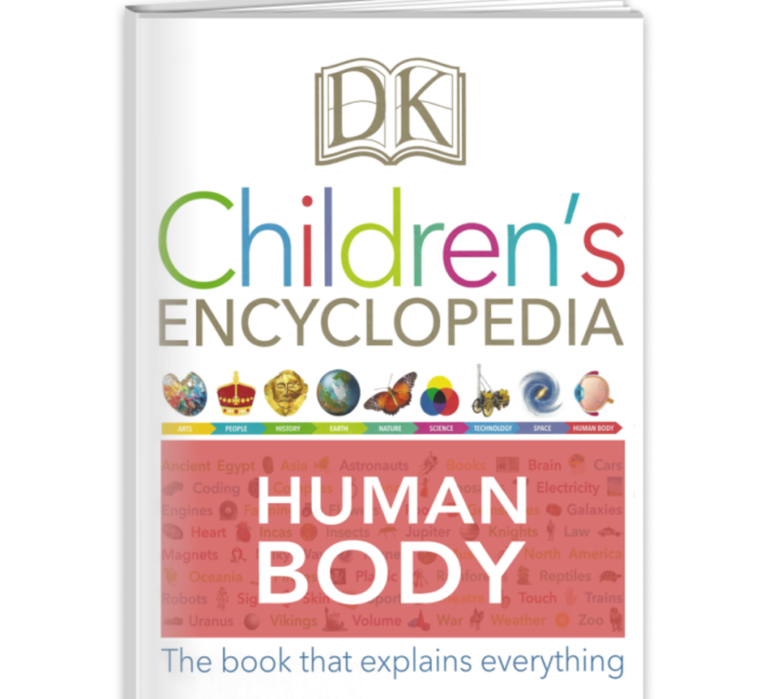 DK Children's Encyclopedia: Human Body