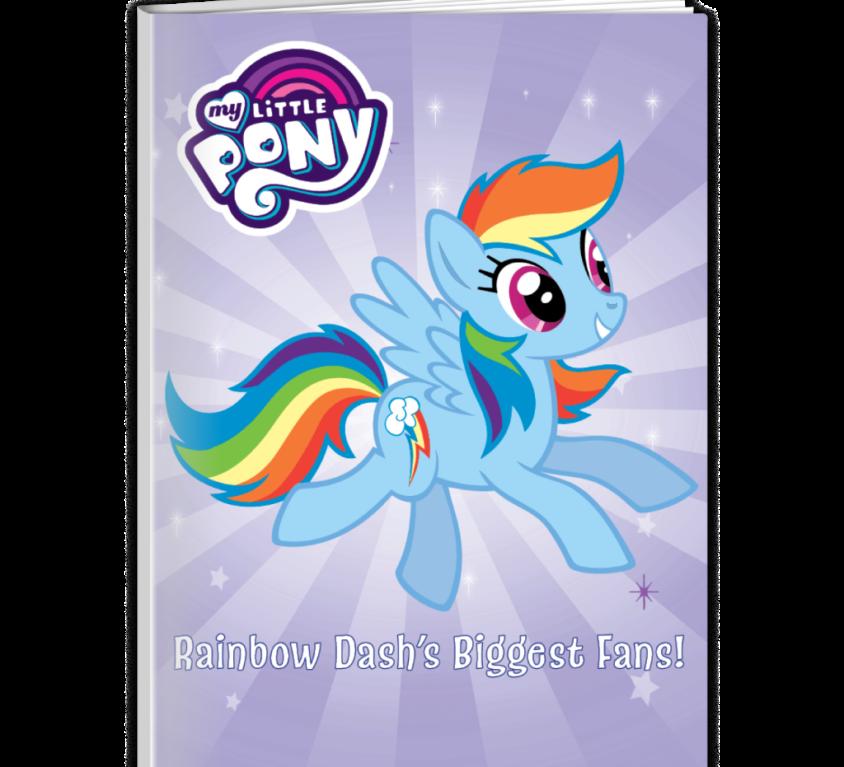 My Little Pony: Rainbow Dash's Biggest Fans!