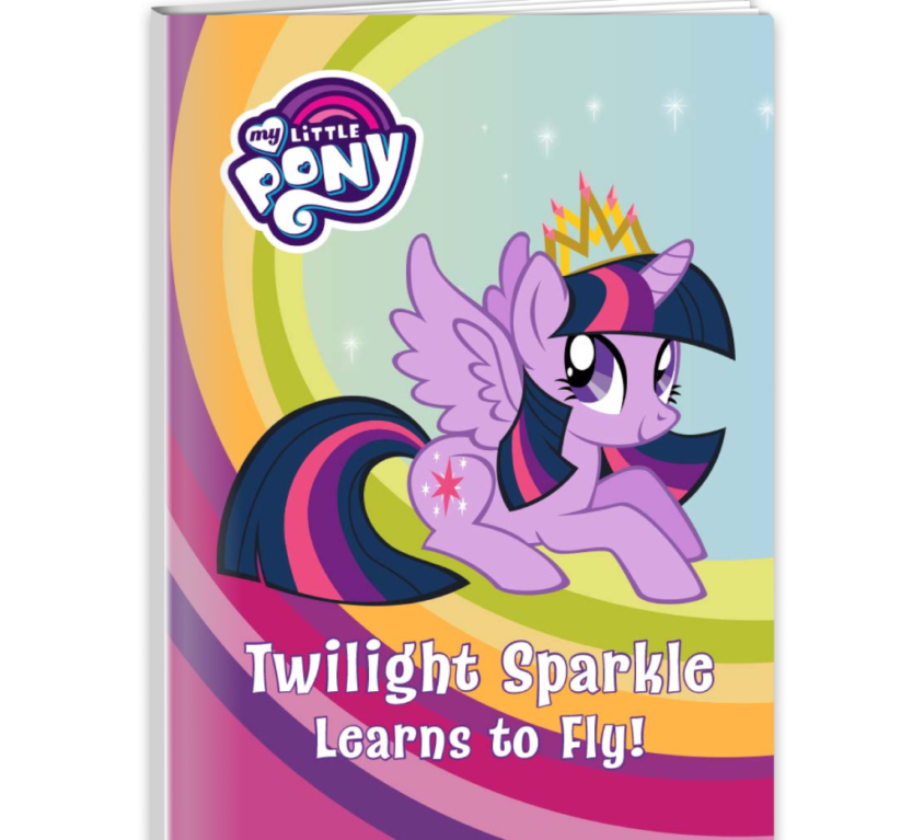 My Little Pony: Twilight Sparkle Learns to Fly!