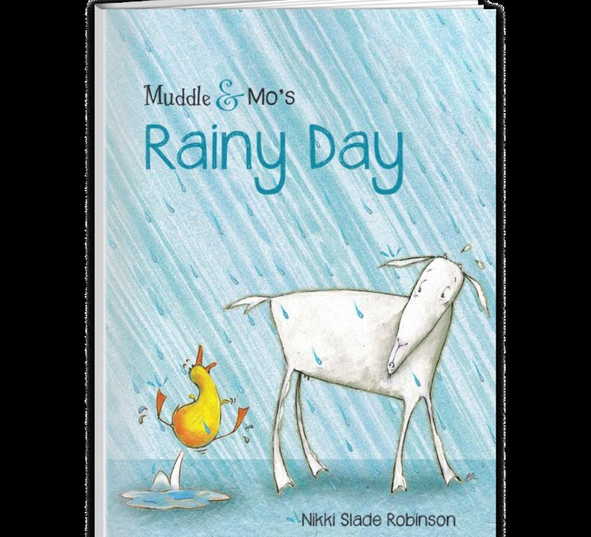 Interactive Book: Muddle & Mo's Rainy Day