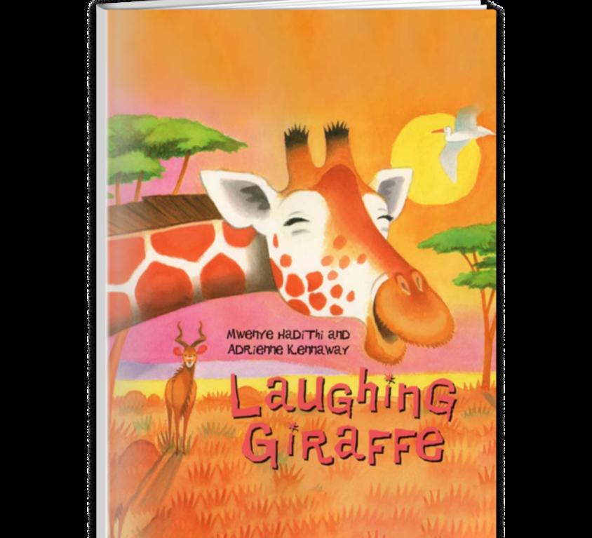 African Animal Tales: Laughing Giraffe