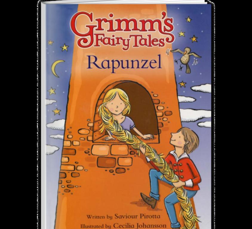 Grimm's Fairy Tales: Rapunzel