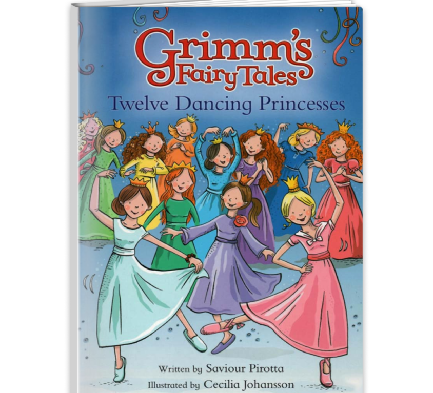 Grimm's Fairy Tales: Twelve Dancing Princesses