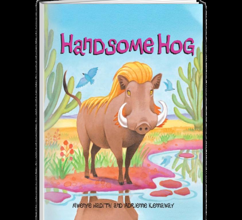 African Animal Tales: Handsome Hog