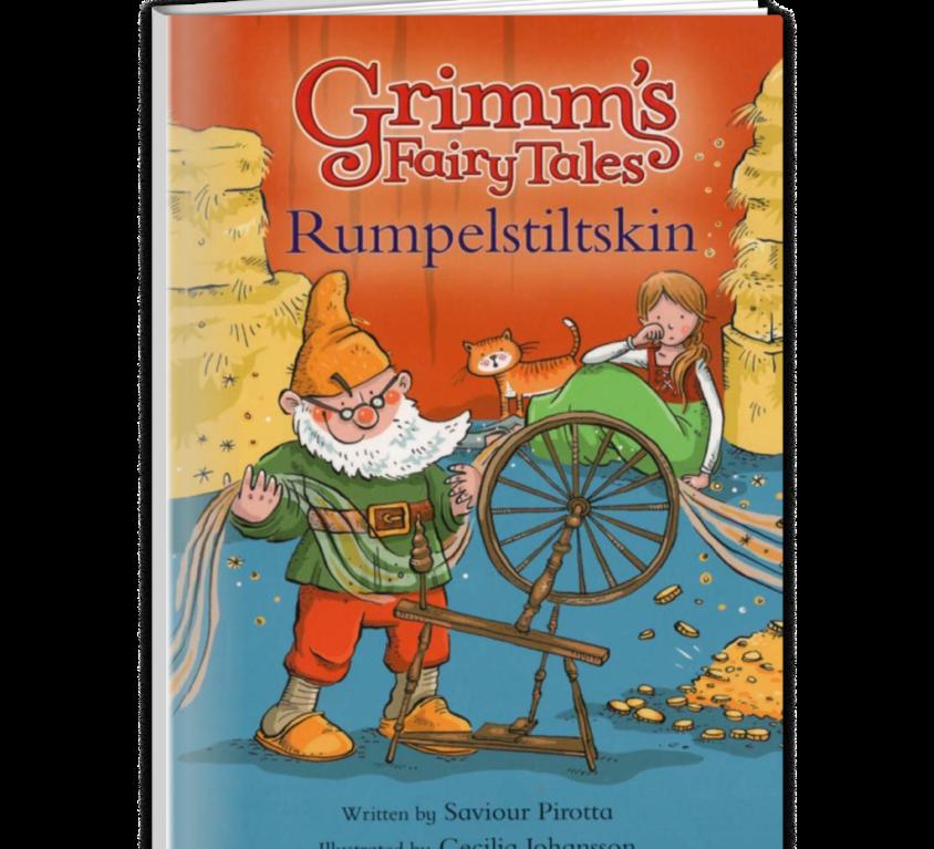 Grimm's Fairy Tales: Rumpelstiltskin