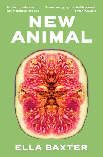 Baxter's 'New Animal' sells to US, UK, optioned for TV