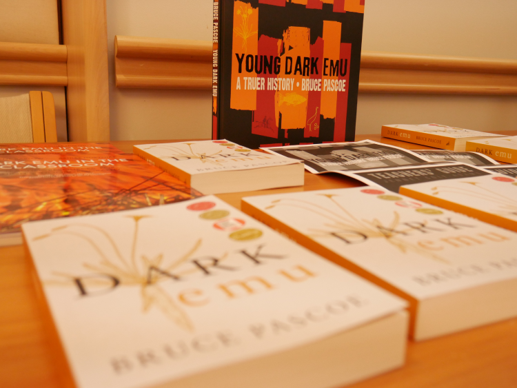 Magabala's Dark Emu talked about at first Parliamentary Book Club