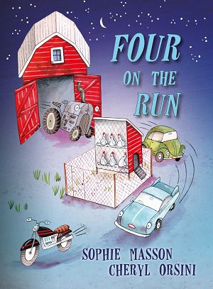 Four on the Run