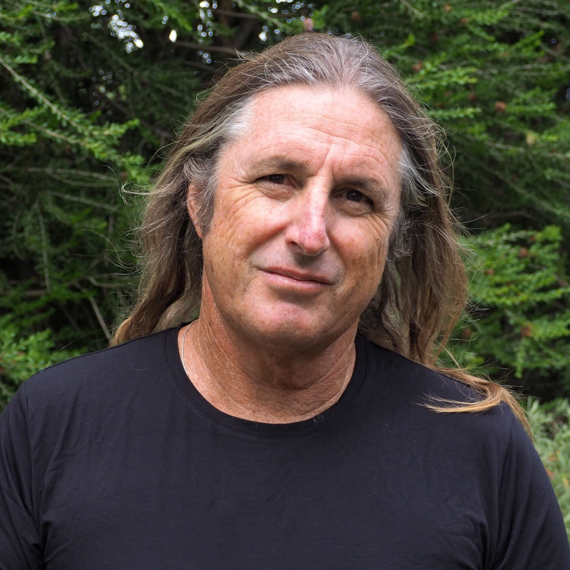 A photo of Tim Winton