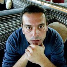 A photo of Christos Tsiolkas