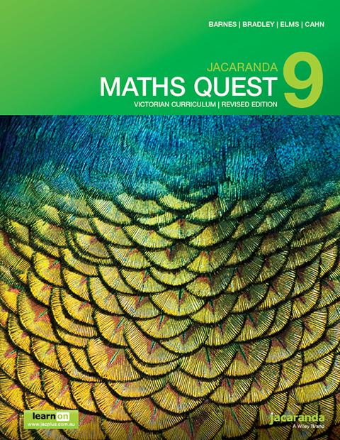 Jacaranda Maths Quest 9 VC Revised