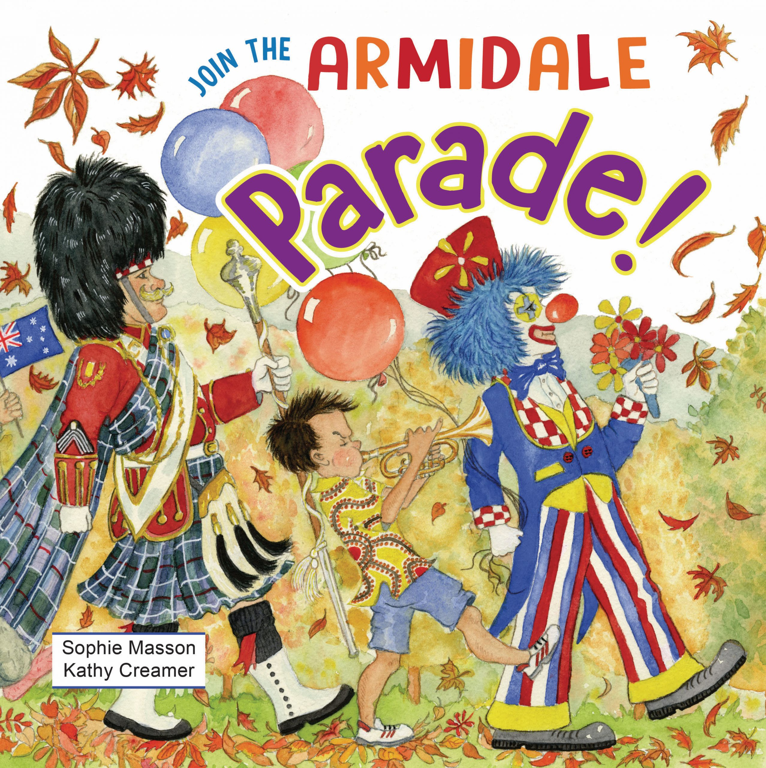 Join The Armidale Parade!