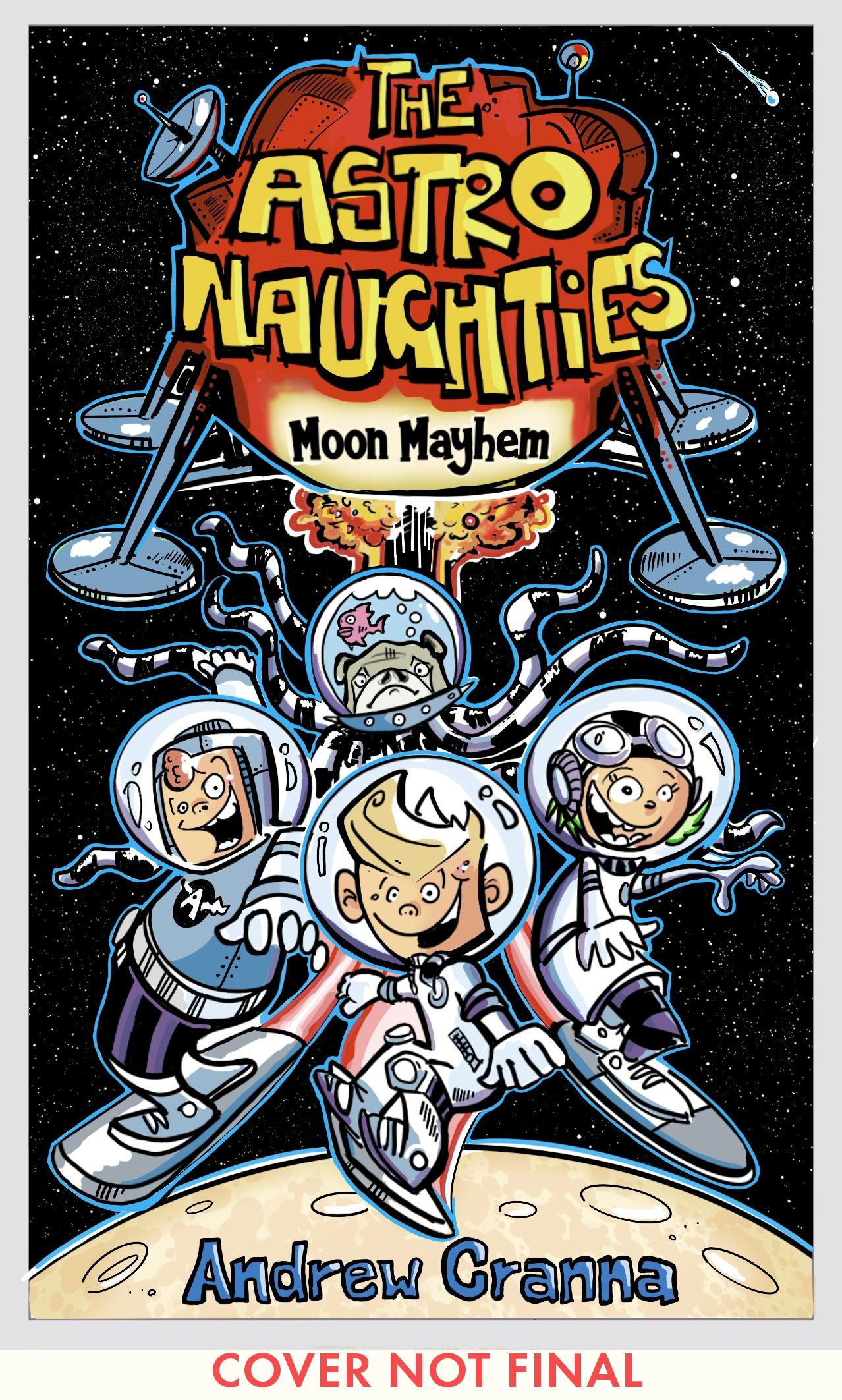 Astronaughties: Moon Mayhem
